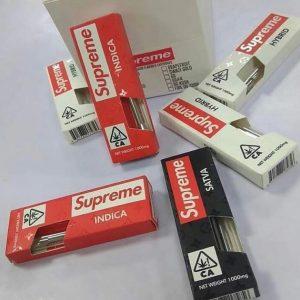 Buy Supreme Carts
