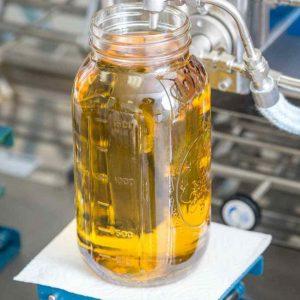 Super Lemon Haze cannabis oil for sale